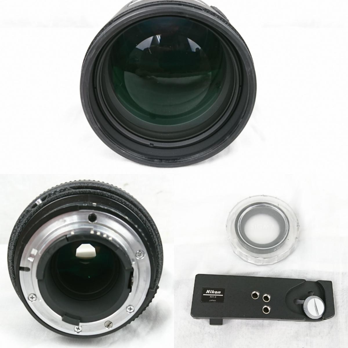 【GK-203】 Nikon ニコン カメラ F4 レンズ AF オートフォーカス Nikon ED AF NIKKOR 80-200mm AF NIKKOR 70-210mm NIKKOR 28-85mm_画像6