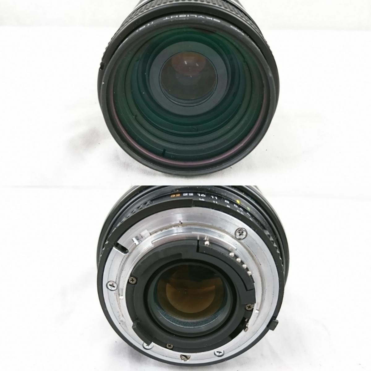 【GK-203】 Nikon ニコン カメラ F4 レンズ AF オートフォーカス Nikon ED AF NIKKOR 80-200mm AF NIKKOR 70-210mm NIKKOR 28-85mm_画像8