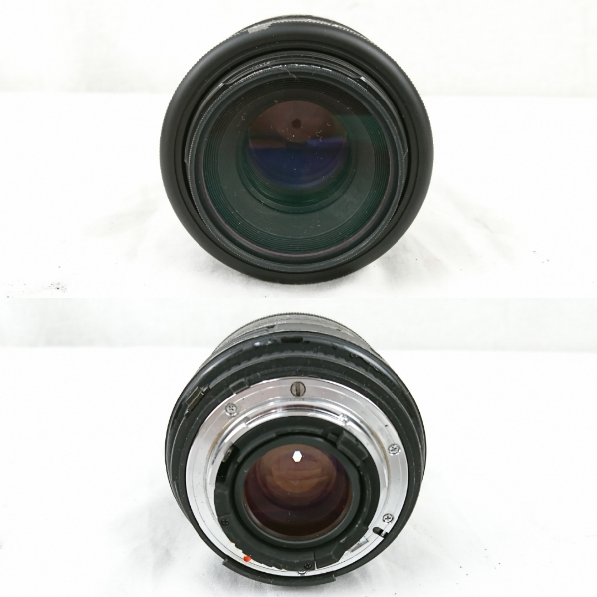 【GK-203】 Nikon ニコン カメラ F4 レンズ AF オートフォーカス Nikon ED AF NIKKOR 80-200mm AF NIKKOR 70-210mm NIKKOR 28-85mm_画像10