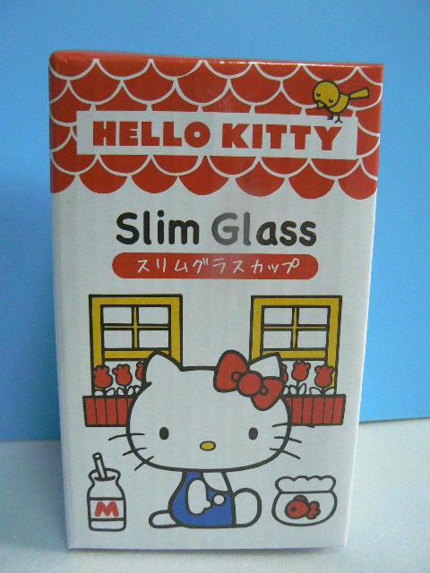 ★非売品★ハローキティ スリムグラスカップ_画像2