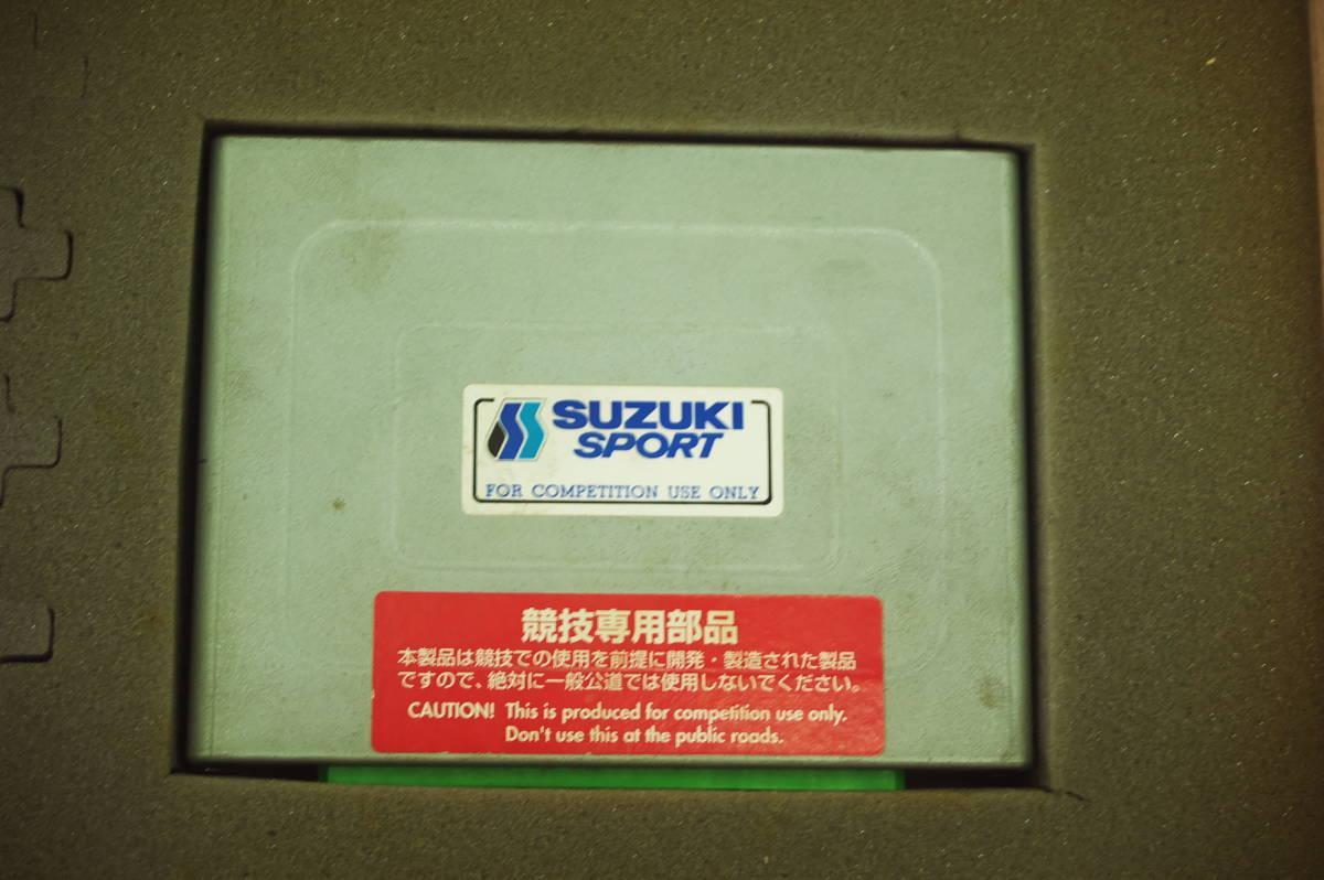 JA22 ジムニー スズキスポーツ N1コンピューター MT用