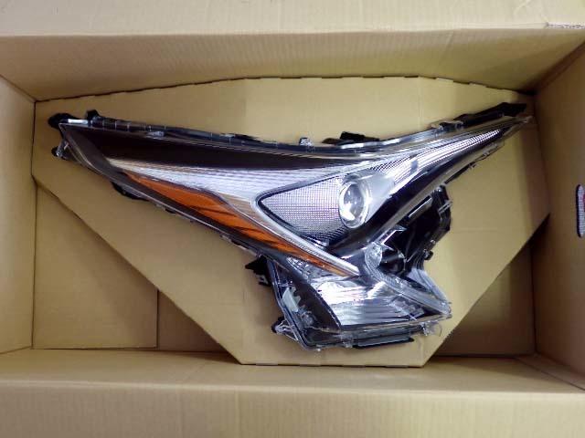 10【S.R】トヨタ プリウス ZVW50 純正 右 ヘッドライト LED KOITO 47-75 美品 香川発_画像2