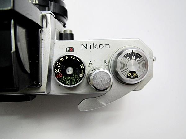 NIKON F ニコンF ボディ レンズ NIKKOR-H 1:3.5 F28mm / VAvitar 1:3.8 75-205mm ボディ レンズセット Y木_画像4