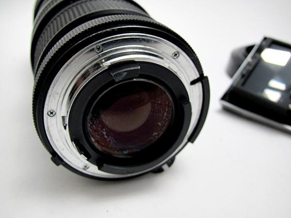 NIKON F ニコンF ボディ レンズ NIKKOR-H 1:3.5 F28mm / VAvitar 1:3.8 75-205mm ボディ レンズセット Y木_画像8