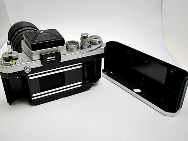NIKON F ニコンF ボディ レンズ NIKKOR-H 1:3.5 F28mm / VAvitar 1:3.8 75-205mm ボディ レンズセット Y木_画像5