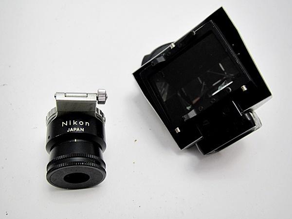 NIKON F ニコンF ボディ レンズ NIKKOR-H 1:3.5 F28mm / VAvitar 1:3.8 75-205mm ボディ レンズセット Y木_画像10