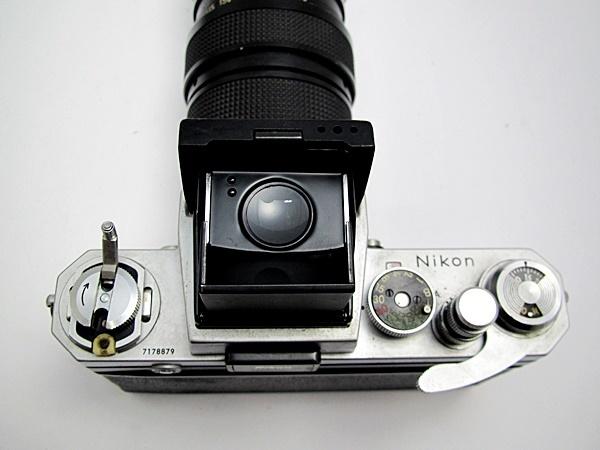 NIKON F ニコンF ボディ レンズ NIKKOR-H 1:3.5 F28mm / VAvitar 1:3.8 75-205mm ボディ レンズセット Y木_画像2