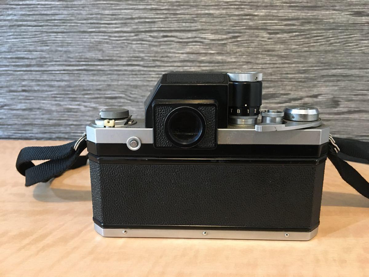 Nikon F マニュアル カメラ ニコン 昭和 レトロ_画像4