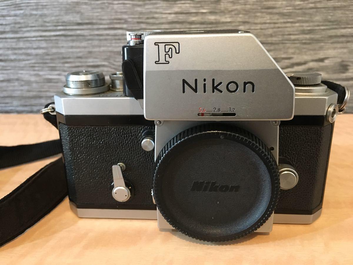 Nikon F マニュアル カメラ ニコン 昭和 レトロ_画像2