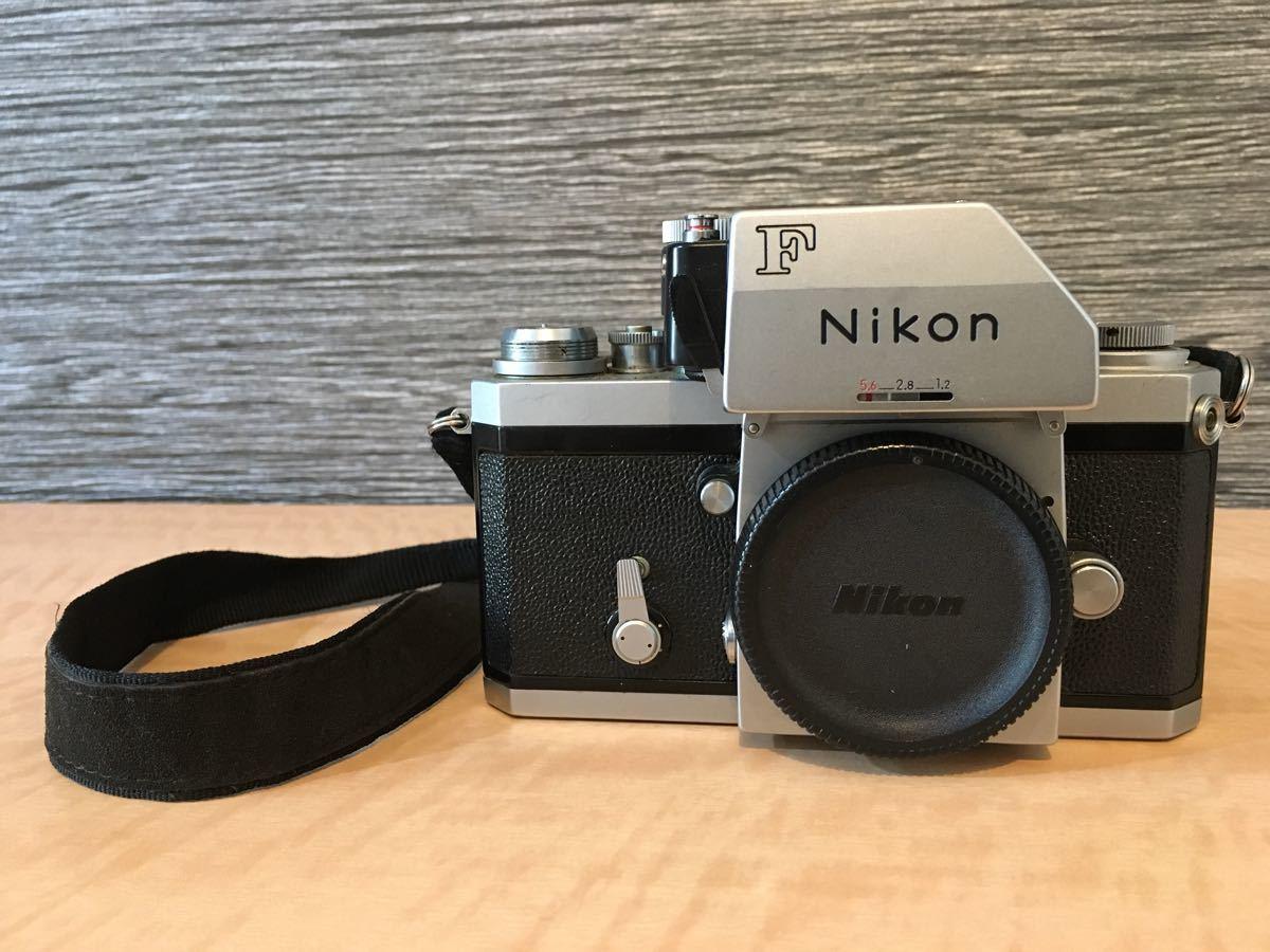 Nikon F マニュアル カメラ ニコン 昭和 レトロ