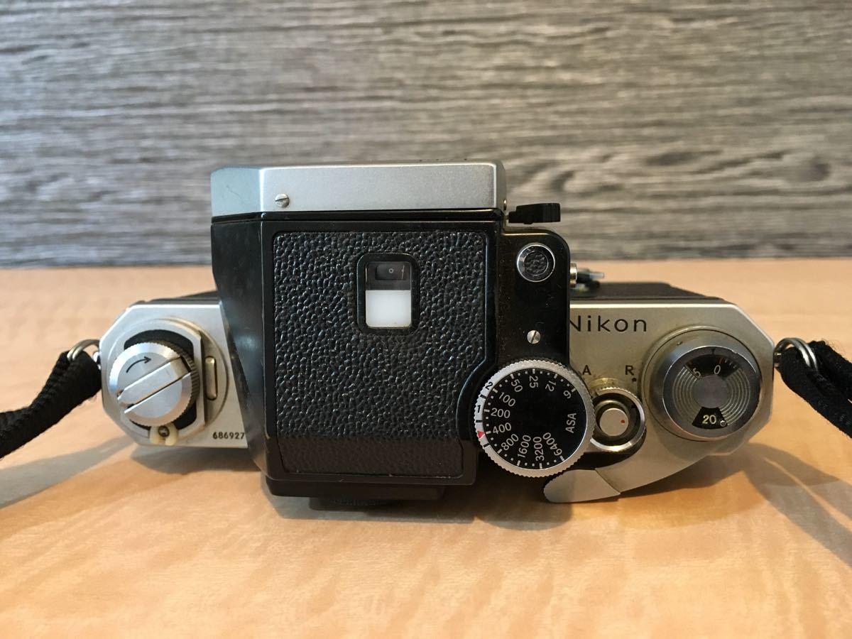 Nikon F マニュアル カメラ ニコン 昭和 レトロ_画像10