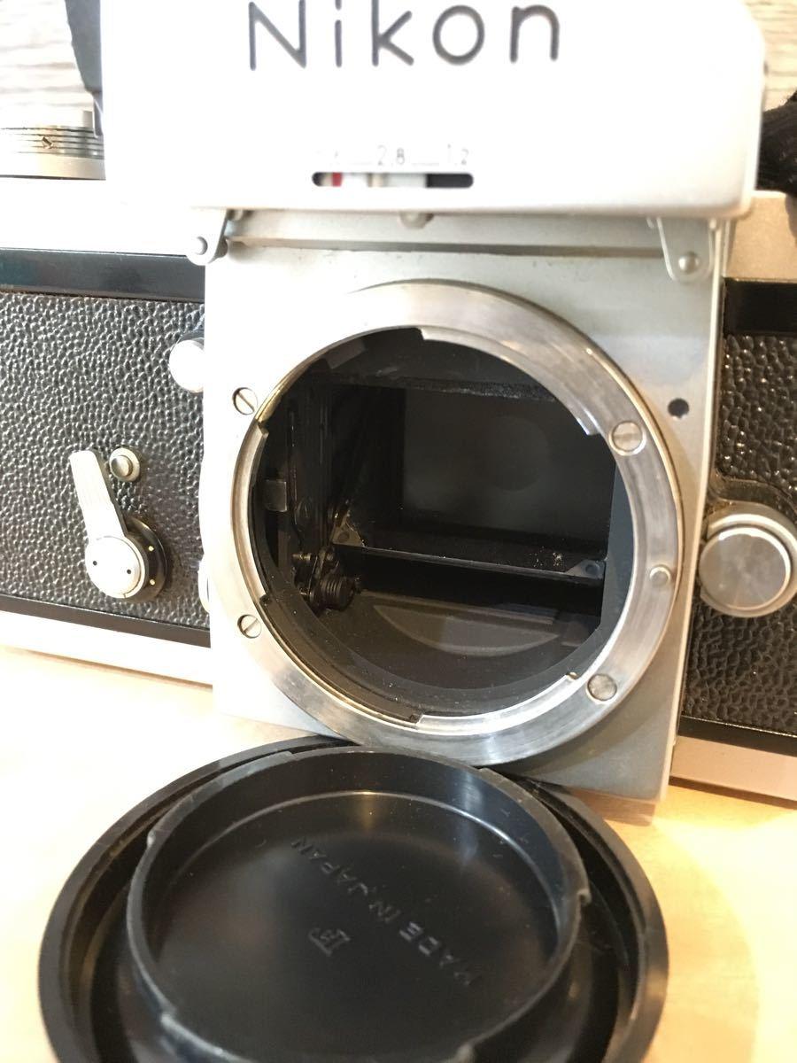 Nikon F マニュアル カメラ ニコン 昭和 レトロ_画像9