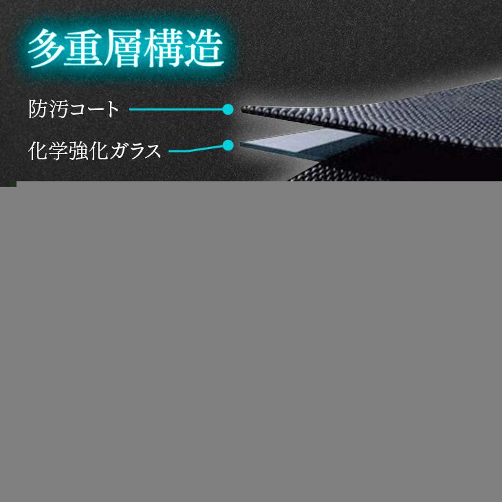 【送料無料】Huawei P20 強化ガラスフィルム 液晶保護 フィルム全面保護 超薄5D強化ガラス 硬度9H 高透過率 飛散防止 指紋防止]2色選】_画像5
