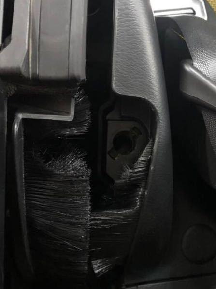 ホンダ S2000 AP1 AP2 純正オプション ハードトップ 絶版 美品 カーボンシート加工済み 車体側の固定ブラケット付き_画像3