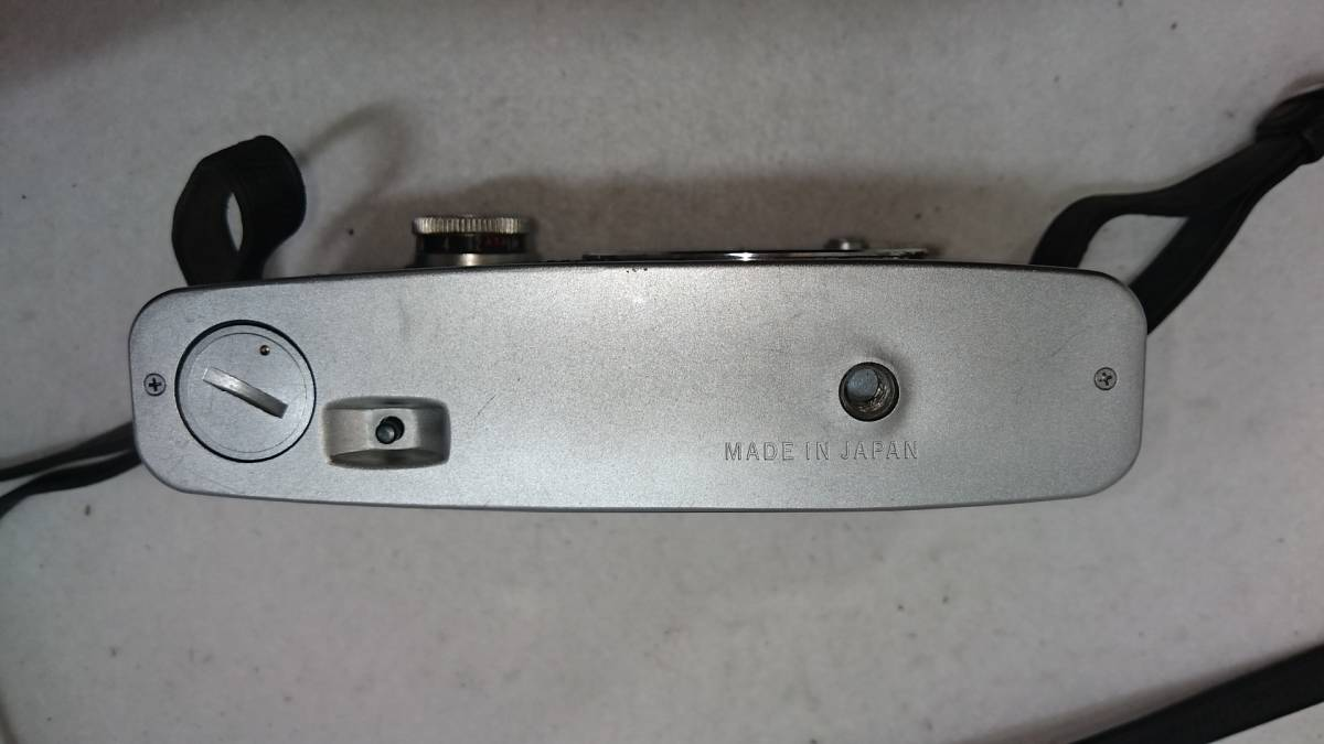■カメラ OLYMPUS PEN F オリンパス ペン 一眼レフ 本体 レンズセット E.Zuiko Auto-T 1:3.5 f=100_画像8