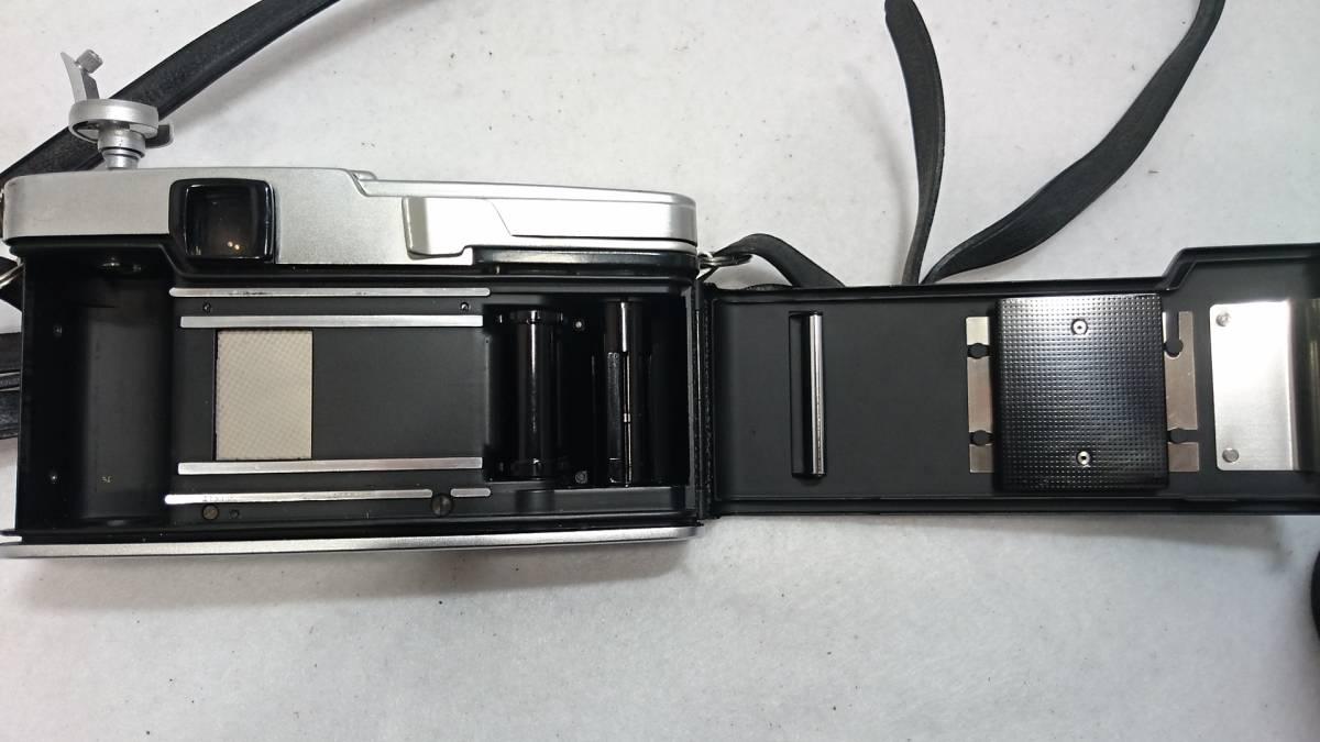 ■カメラ OLYMPUS PEN F オリンパス ペン 一眼レフ 本体 レンズセット E.Zuiko Auto-T 1:3.5 f=100_画像9