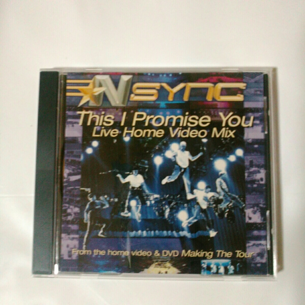 NSYNC /THIS I PROMISE YOU - LIVE HOME VIDEO MIX _画像1
