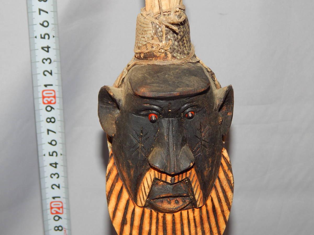 解体家屋から、アフリカの民族楽器??・画像ご参照_画像4