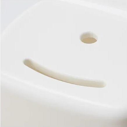 ☆ IKEA イケア ☆ GRUMLAN スツール, ホワイト 風呂 椅子 イス <幅: 35 cm 奥行き: 30 cm 高さ: 36 cm> u pd ☆_画像2