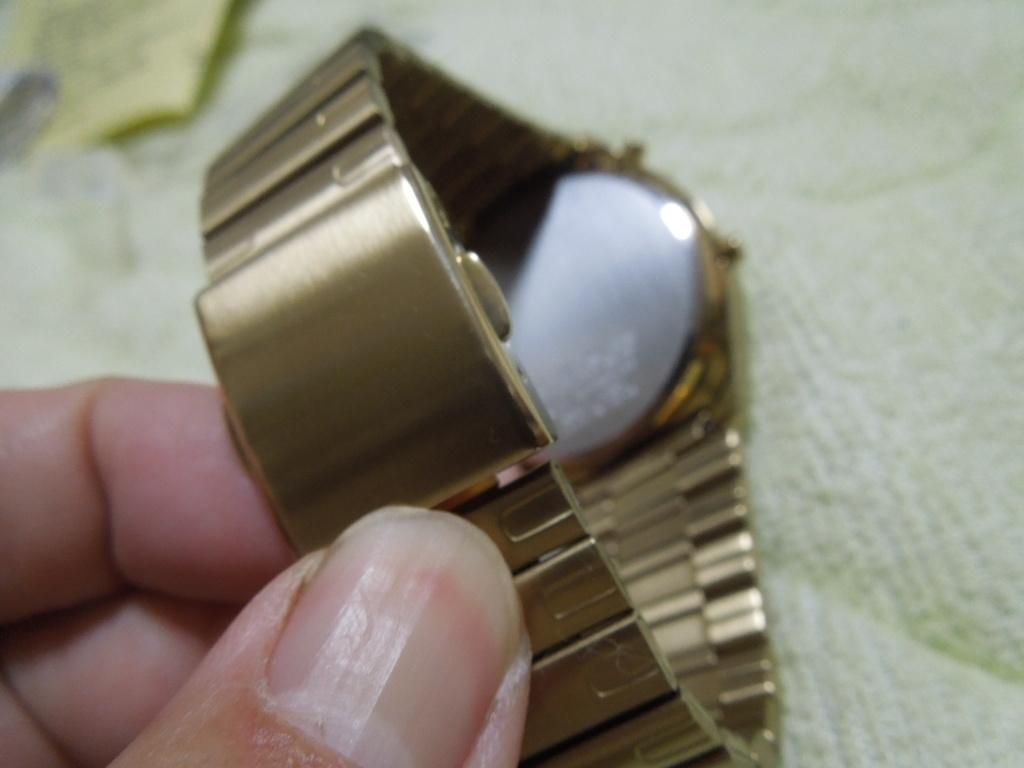 重印Seiko Giuziro Speed Master Gold僅限3000配件配件 編號:w262921644