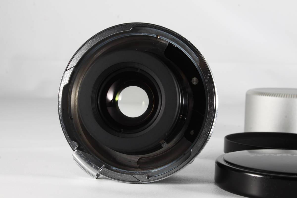 ★驚愕の新品級美観★VOIGTLANDER SC SKOPAR 35mm F2.5 Sマウント ★フード付き,完動品★フォクトレンダー #112_画像3