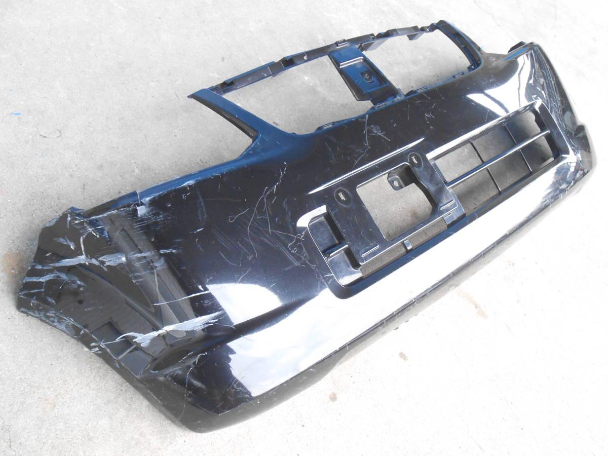 R H82W 後期 ekワゴン 純正 フロントバンパー 6400C356 三菱_画像1
