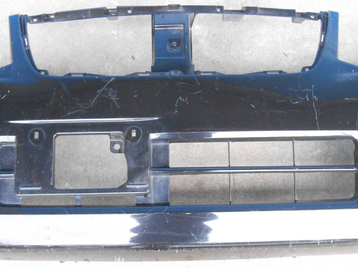 R H82W 後期 ekワゴン 純正 フロントバンパー 6400C356 三菱_画像4