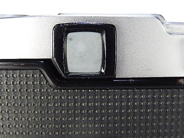 ★良品 オリンパス ペンFT 38mm 1:1.8 露出計作動OK モルト交換 点検清掃・作動確認済_画像3