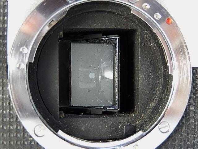 ★良品 オリンパス ペンFT 38mm 1:1.8 露出計作動OK モルト交換 点検清掃・作動確認済_画像5