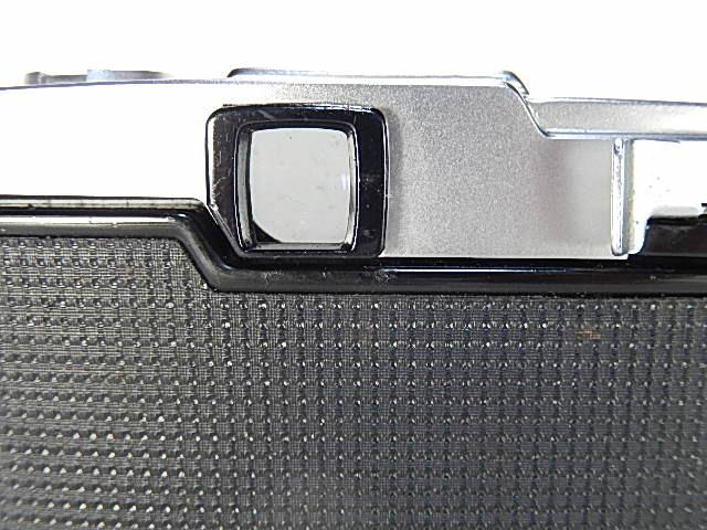 ★美品 オリンパス ペンF 1:1.8 38mm モルト交換・点検清掃・作動確認済_画像3