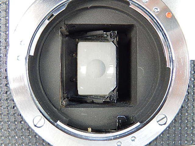 ★美品 オリンパス ペンF 1:1.8 38mm モルト交換・点検清掃・作動確認済_画像5
