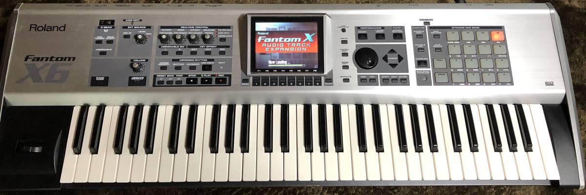 new product 8d0b2 050fe Fantom X6 Audio Track Expansion Kit 中古拡張ボード2枚搭載 ...
