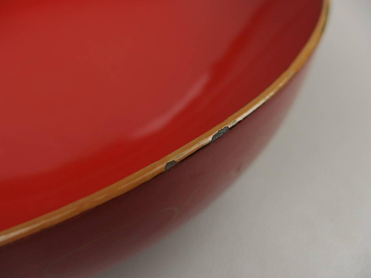 【骨董・和食器】★時代蒔絵★★菖蒲蜻蛉図大平 va008sb1_画像7