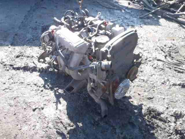 H56A三菱パジェロミニ 4A30ターボエンジン300833JJ_画像2