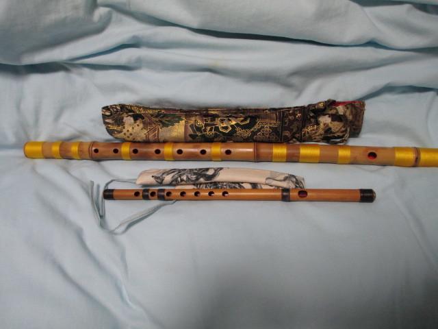 篠笛2本セット