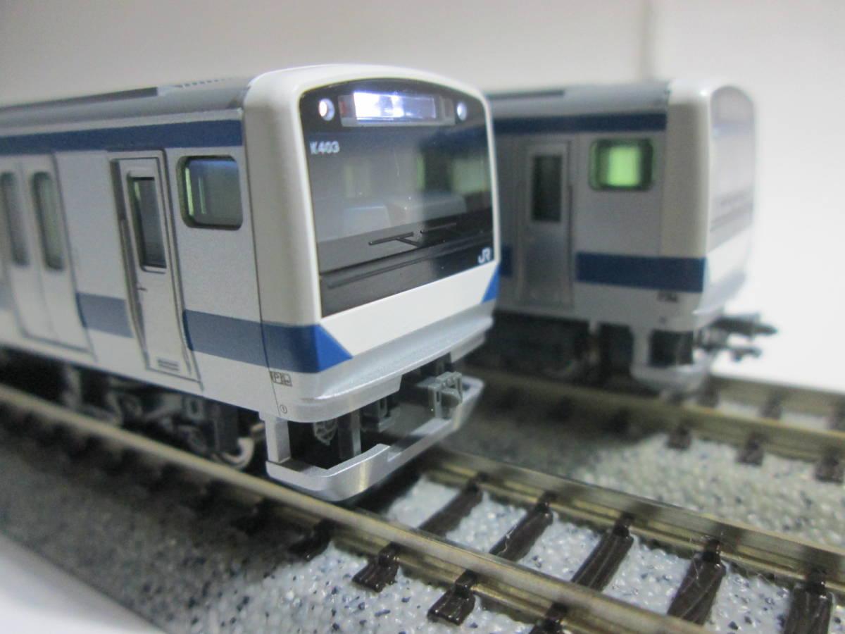KATO 10-281 E531系 常磐線 8両基本+増結サハ2両+サロ2両 12両