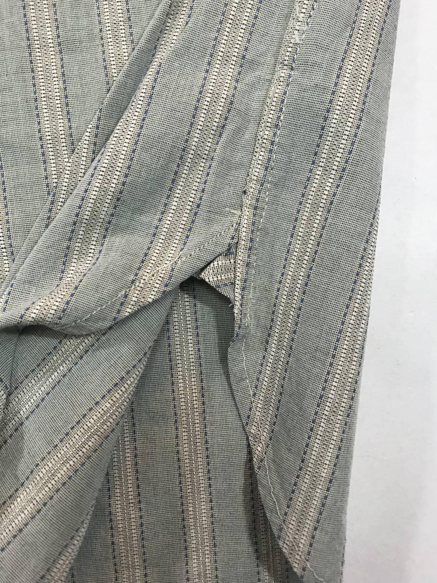 新品 13682 RRL ダブルアールエル XLサイズ 長袖 シャツ polo ralph lauren ラルフ ローレン ポロ ビンテージ ワーク ストライプ_画像7