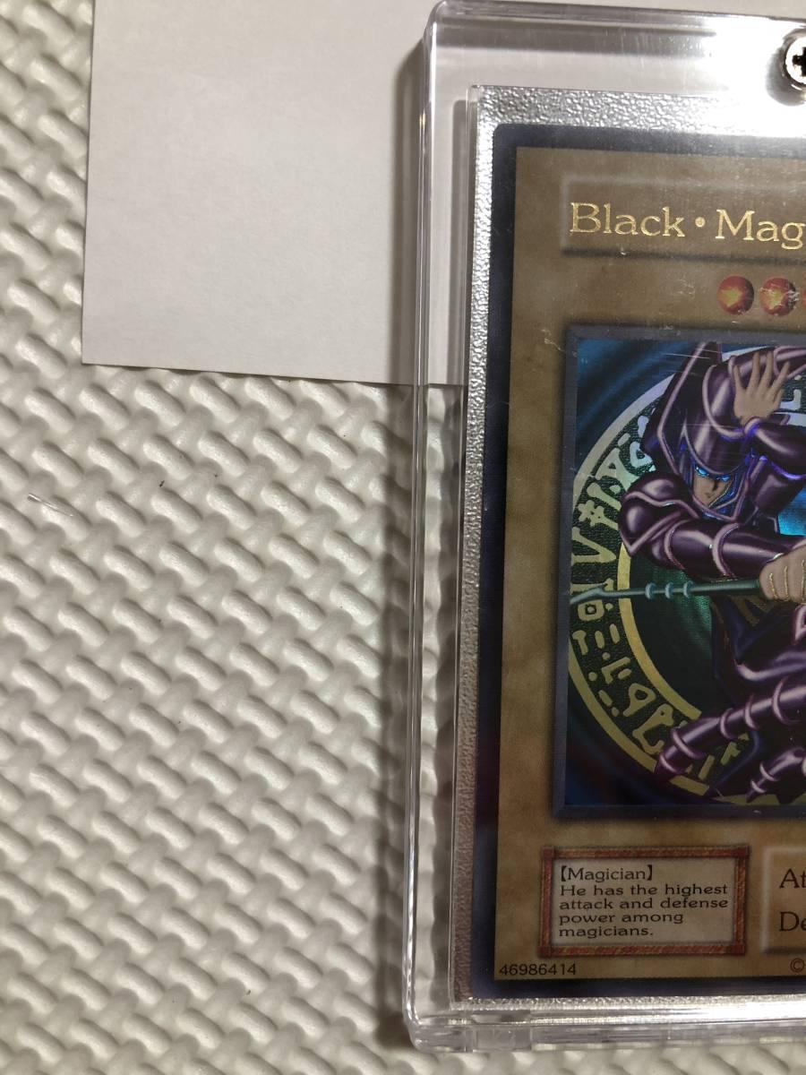 遊戯王 ブラックマジシャン 英語 英語版 1000枚限定 懸賞 極美品 限定 _画像4