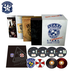 BIOHAZARD 15th Anniversary BOX(イーカプコン限定販売) バイオハザード 15周年 アニバーサリーボックス 新品_画像4