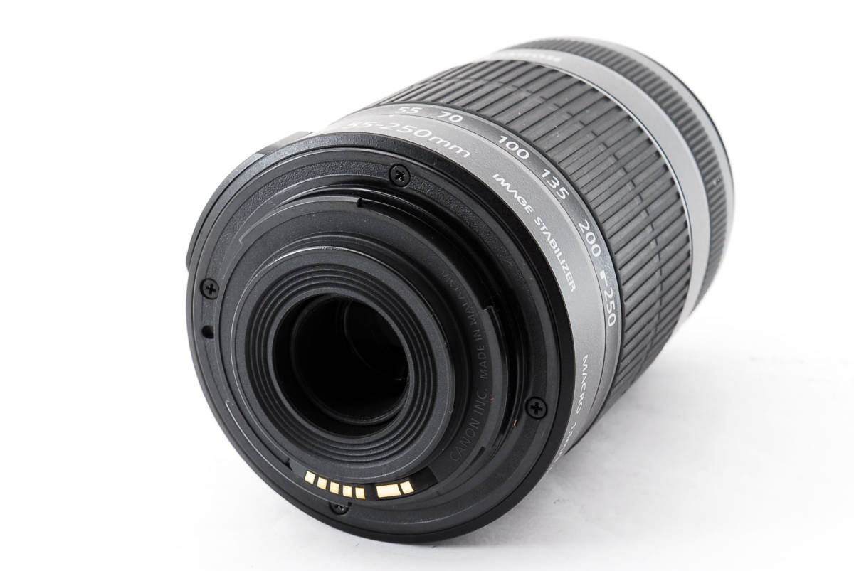 [精美商品]佳能佳能EF-S 55-250mm F4-5.6 IS II#346827 編號:n302092599