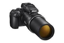 【新品同様】Nikon COOLPIX P1000 24-3000mm 光学125倍 超望遠ズーム デュアル検知VR手ブレ補正/4K UHD動画 送料無料【おまけあり】