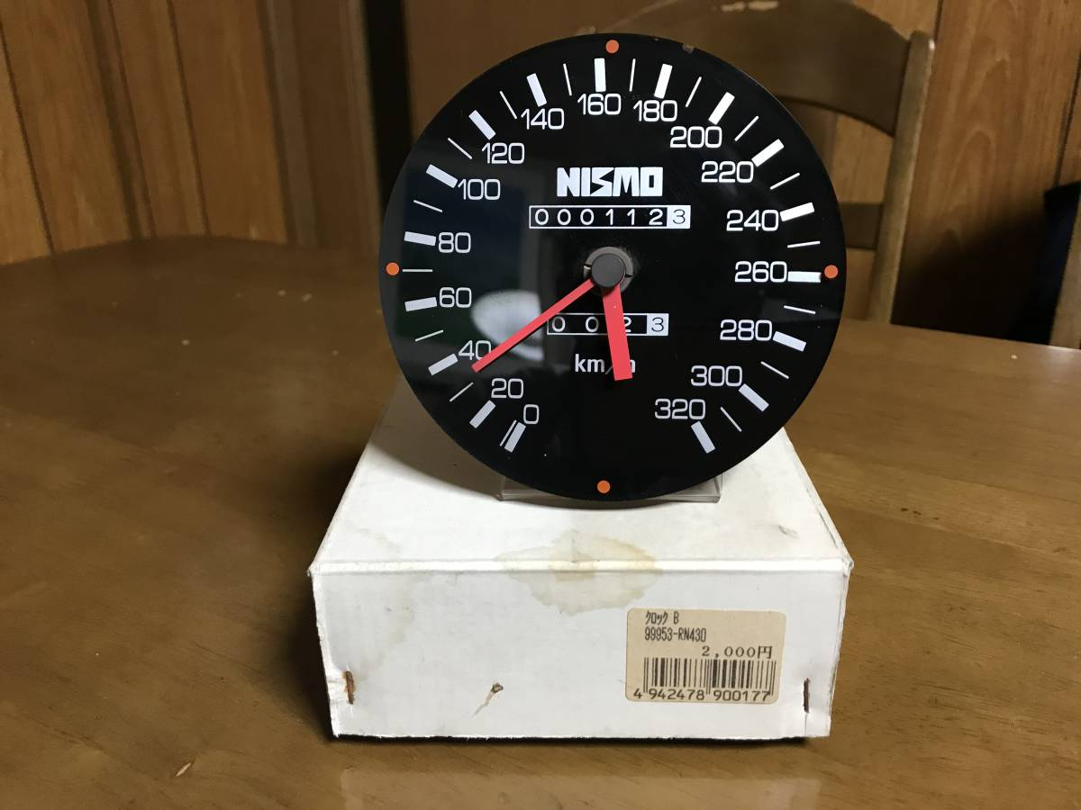 NISMO ニスモ の時計 サニー サニトラ ブルーバード ハコスカ ケンメリ Z