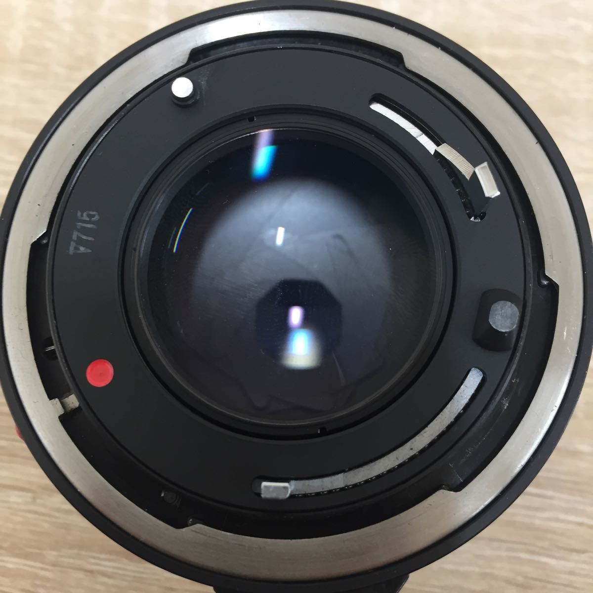 71 カメラ Canon キャノン A-1 LENS FD 50mm 1:1.4_画像3