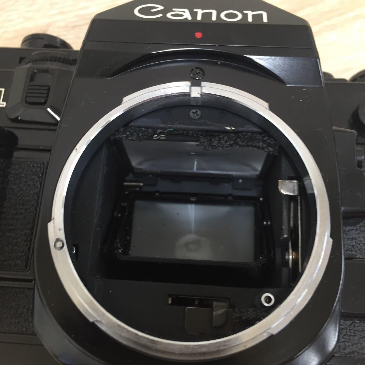 71 カメラ Canon キャノン A-1 LENS FD 50mm 1:1.4_画像4