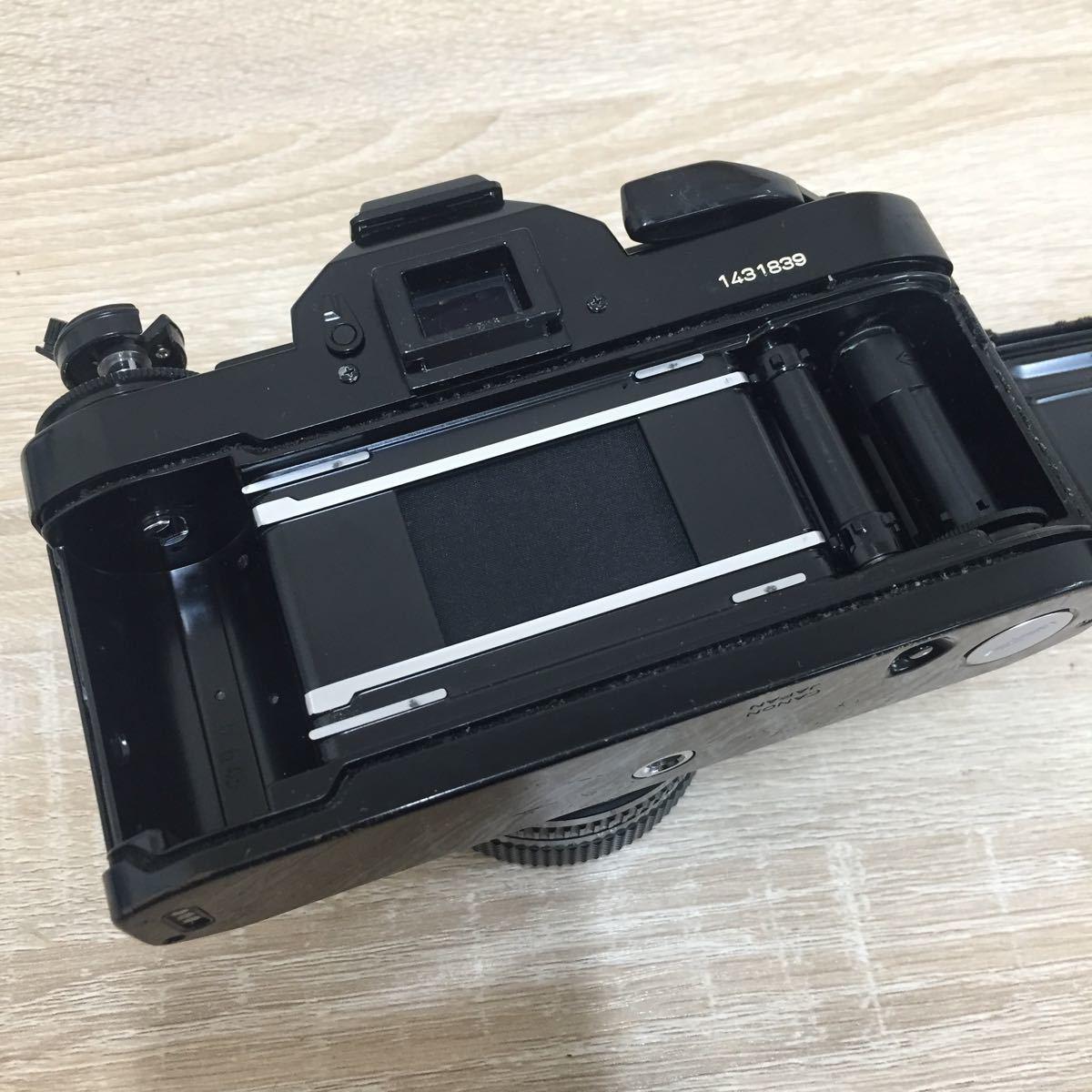 71 カメラ Canon キャノン A-1 LENS FD 50mm 1:1.4_画像5