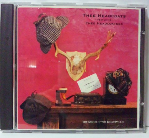 Thee Headcoats featuring Thee Headcoatees / Sound of the Baskervilles●ビリーチャイルディッシュBilly Childishジ・ヘッドコーツ_画像1