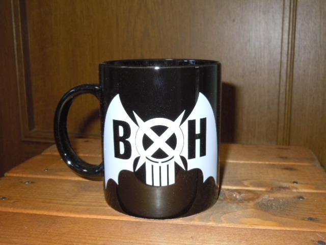 Rare Hunter Mug GoodsCeramicsBatman Bounty Unused New AL345Rj