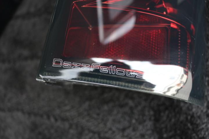 Dazz Fellows ダズフェローズ 流れる ウィンカー 200系ハイエース LED テール_画像8