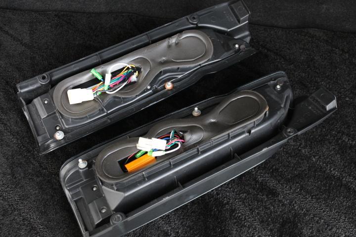 Dazz Fellows ダズフェローズ 流れる ウィンカー 200系ハイエース LED テール_画像7