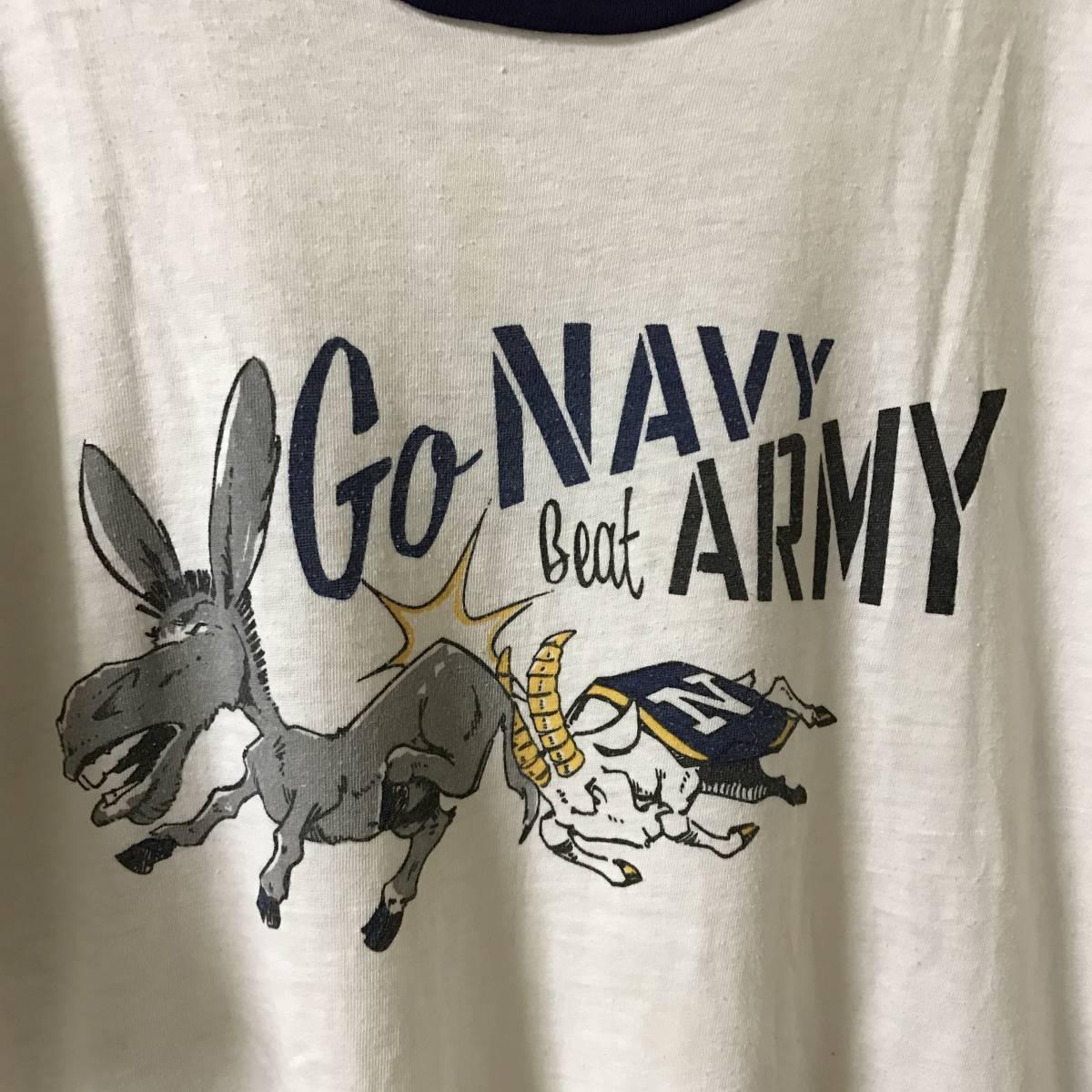 champion ビンテージ 染み込み チャンピオン バータグ トリコタグ リバース army navy usmc air force 米軍 ミリタリー Tシャツ 88 12_画像4